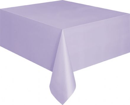 "Lavender Rectangle Tablecover 54""x108""/137cmx274cm"